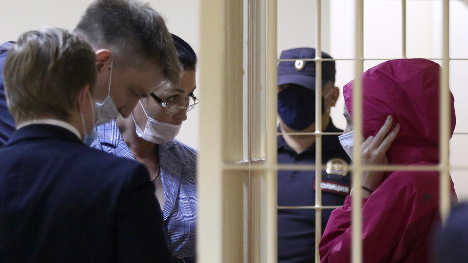 Защита обжалует арест вдовы рэпера Картрайта по делу о его убийстве