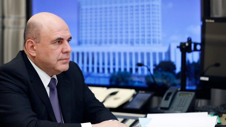 Мишустин призвал россиян воздержаться от поездок за границу