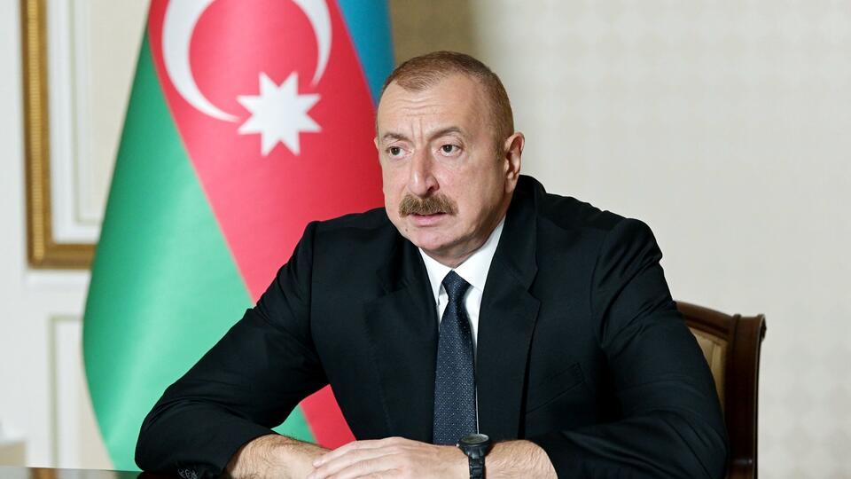Алиев: Азербайджан готов к перемирию в Нагорном Карабахе