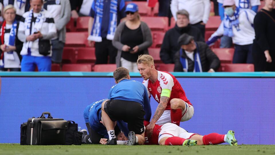Я не сдамся: футболист Дании Эриксен рассказал о своем самочувствии
