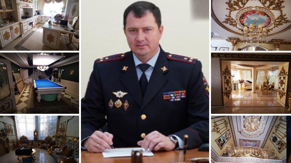 Начальник в золоте: подробности коррупционного скандала на Ставрополье
