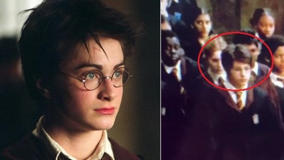 """Поклонница заметила подмену героев в """"Гарри Поттере"""""""