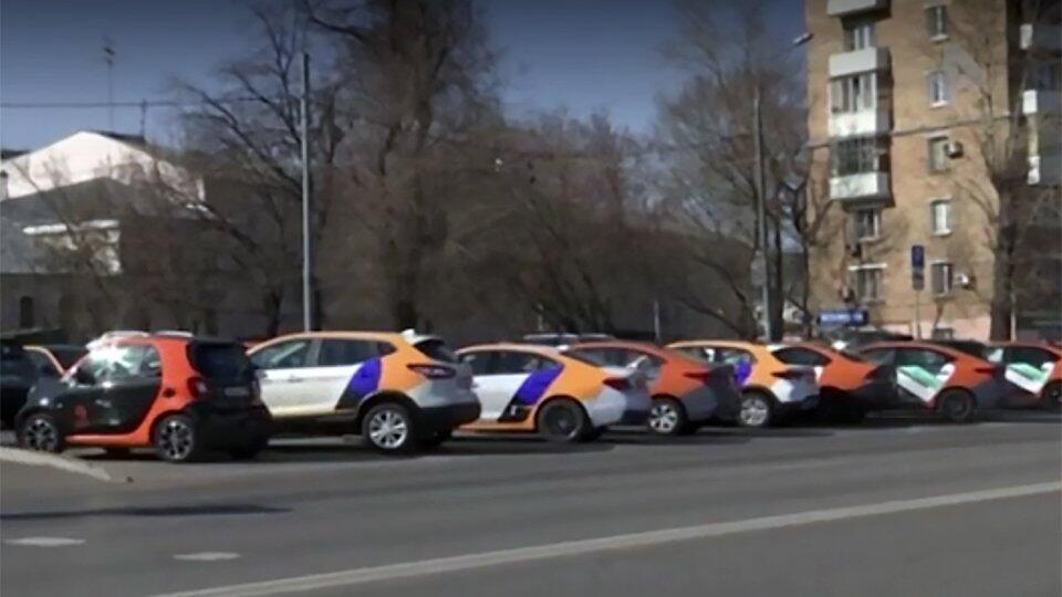 Каршеринг заработает в Москве с понедельника
