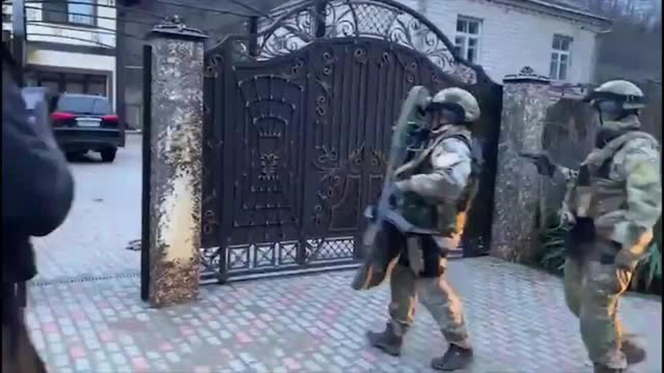 ФСБ задержала 14 участников украинского радикального сообщества