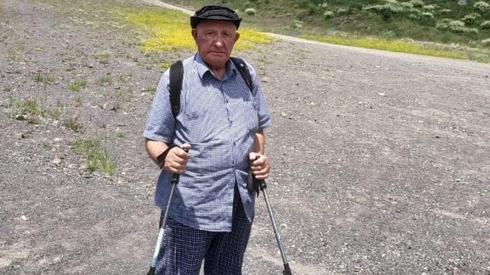 83-летний участник освоения Эльбруса покорил вершину