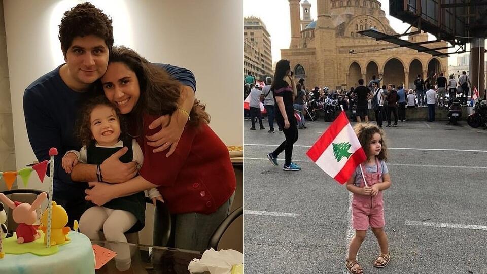 Умерла 3-летняя девочка, пострадавшая при взрыве в Бейруте