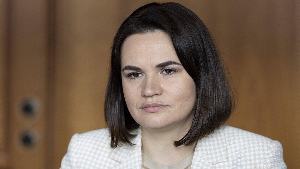 Тихановская снова призвала ввести санкции против Лукашенко