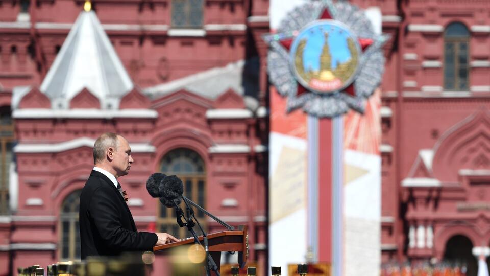 Путин: Мы обязаны беречь правду о Великой Отечественной войне