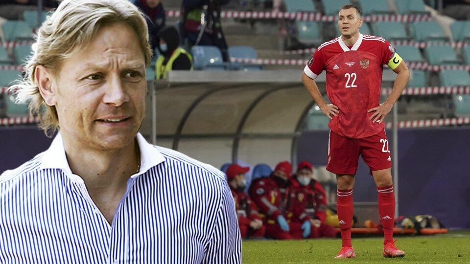 Карпин оДзюбе: Мои личные отношения не могут влиять на сборную