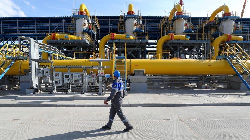 Еврокомиссия заявила, что поставки газа из России были ниже ожиданий