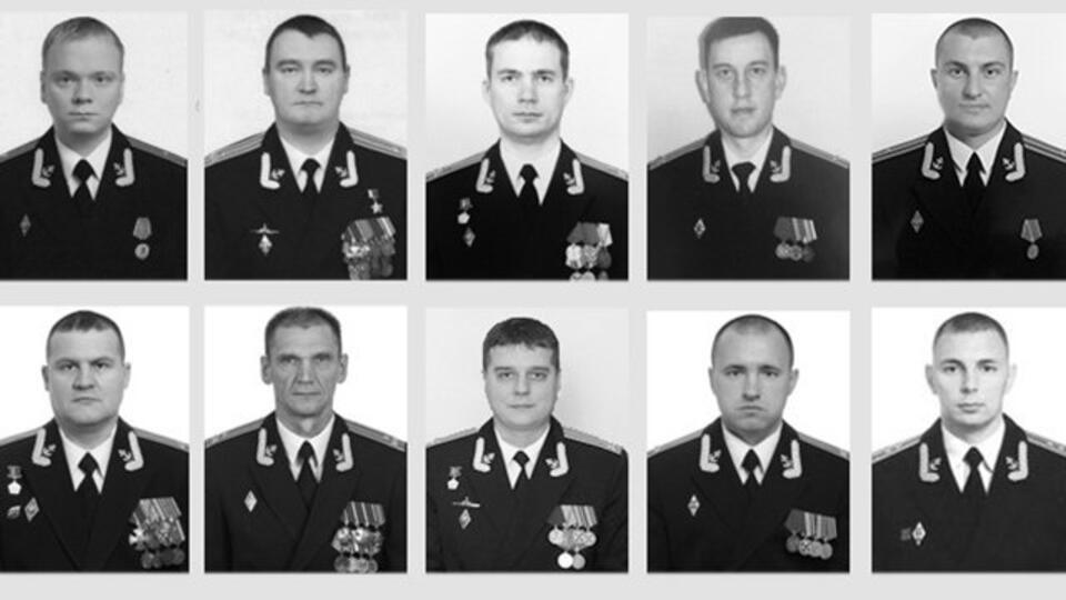 Мемориал погибшим в Баренцевом море подводникам открыли в Петербурге
