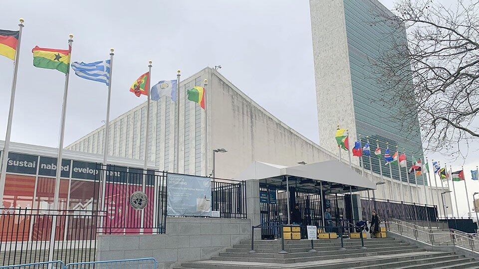 СБ ООН призвал Азербайджан и Армению прекратить бои в Карабахе