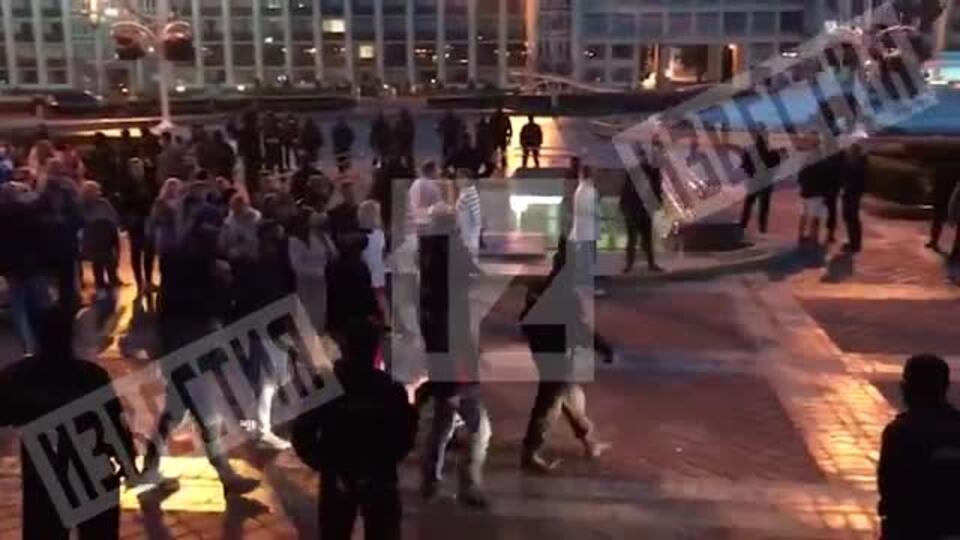Европейские послы выступили против насилия на протестах в Белоруссии