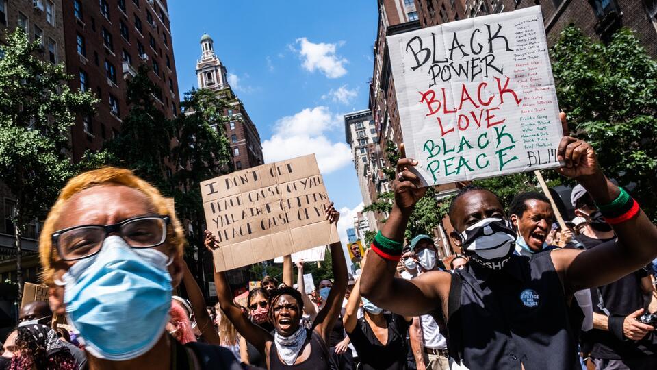 Массовый протест разогнали в американском Портленде