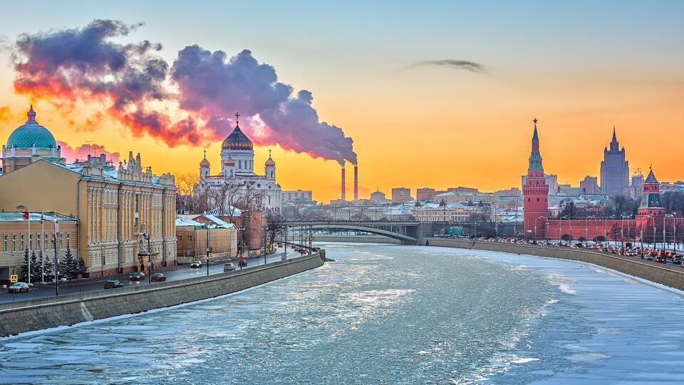 Москвичам пообещали зимнюю погоду со снегом в конце ноября