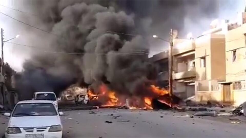 Двое детей погибли при взрыве заминированного автомобиля в Сирии