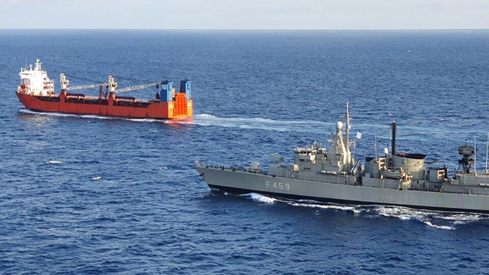 СМИ: Спецназ НАТО высадился на российский корабль в Средиземном море
