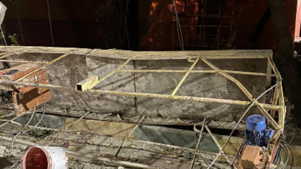 Рабочий погиб при обрушении строительной люльки в Москве