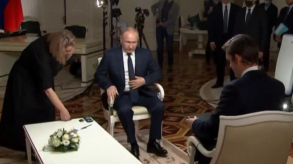 Путин сообщил, что Навальный ничем не отличается от прочих заключенных