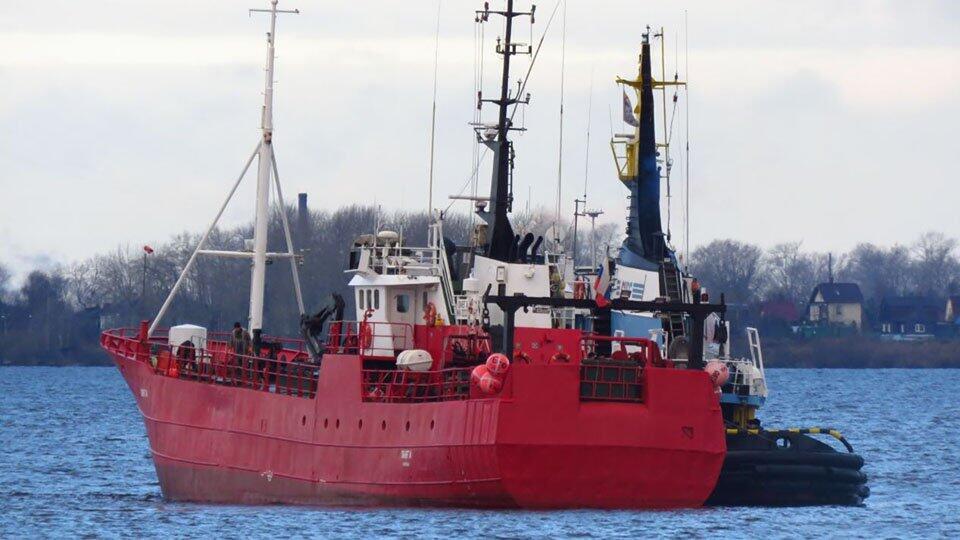 РЕН ТВ публикует список экипажа затонувшего в Баренцевом море судна