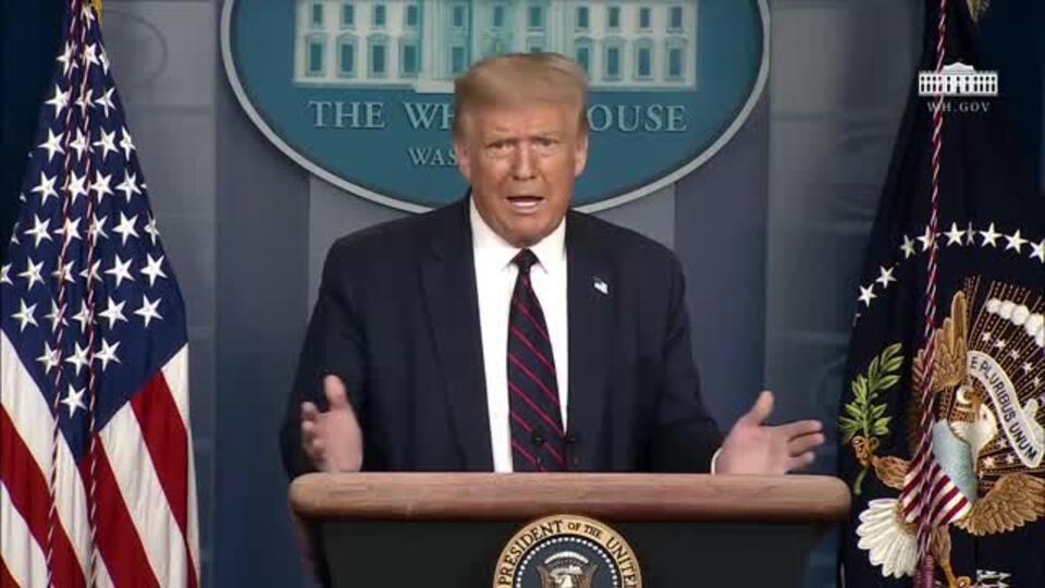 """""""Страна станет посмешищем"""": Трамп опасается """"бардака"""" на выборах в США"""