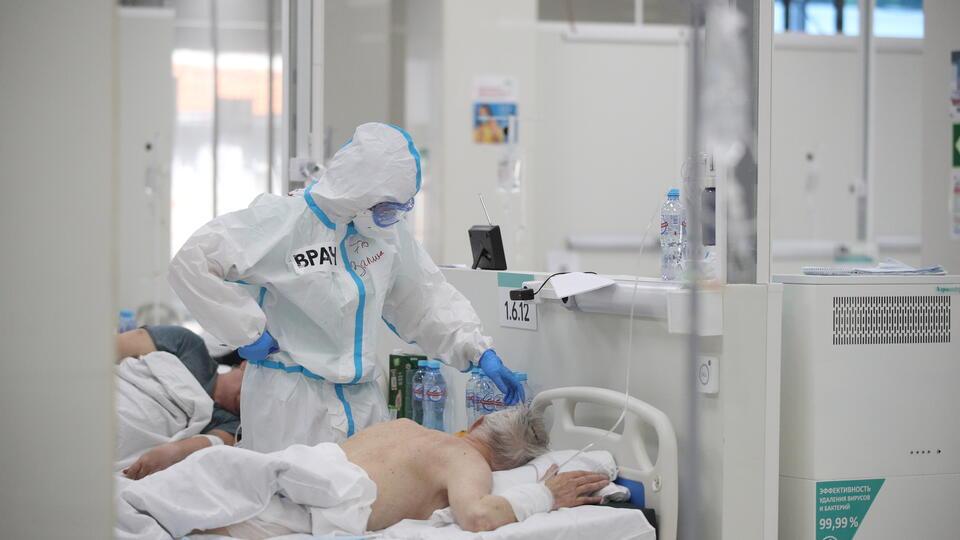 Эксперт рассказал о супер-выделителях коронавируса