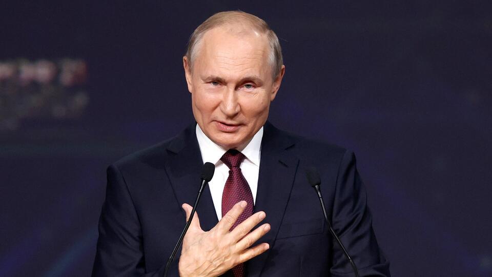 Путин сравнил цены на газ для россиян и украинцев