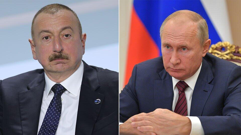 Путин заявил Алиеву о необходимости сохранить храмы в Карабахе