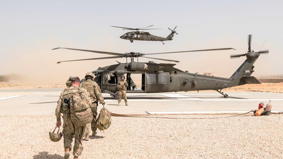 НАТО начнет вывод войск из Афганистана к маю