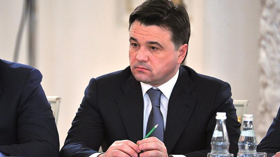Воробьев сообщил о стабилизации ситуации с COVID в Подмосковье