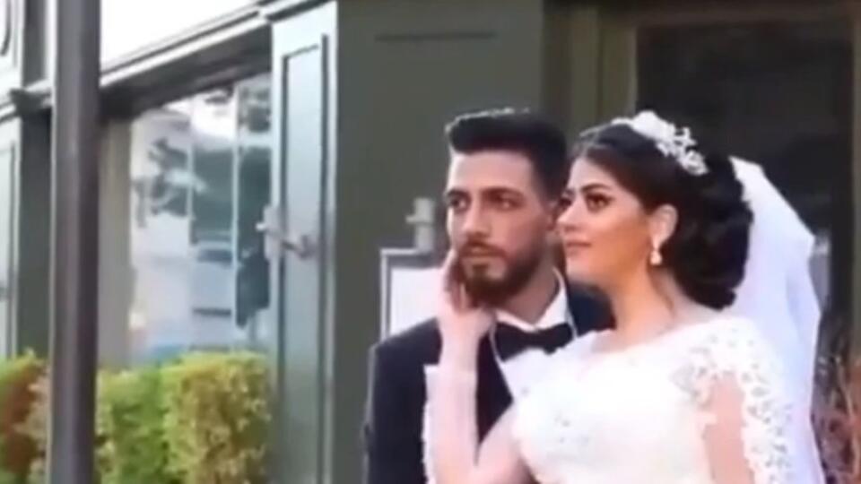 Чуть не погибли: взрыв в Бейруте попал в кадр еще на одной свадьбе
