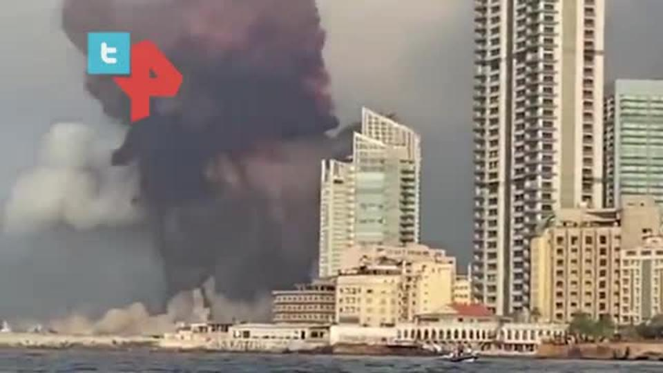 Бейрутский взрыв сравнили с событиями в Хиросиме и Нагасаки