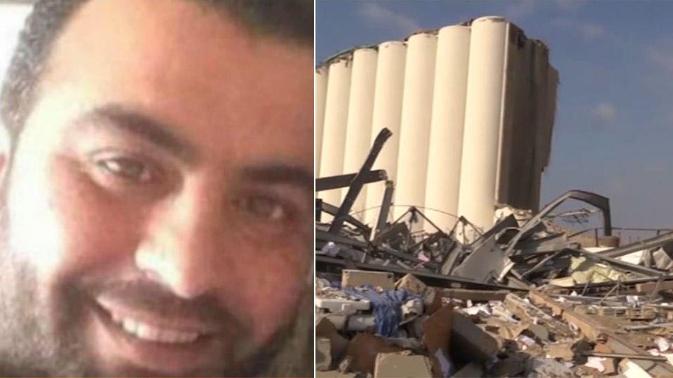 История спасения выжившего в бейрутской трагедии поразила весь мир