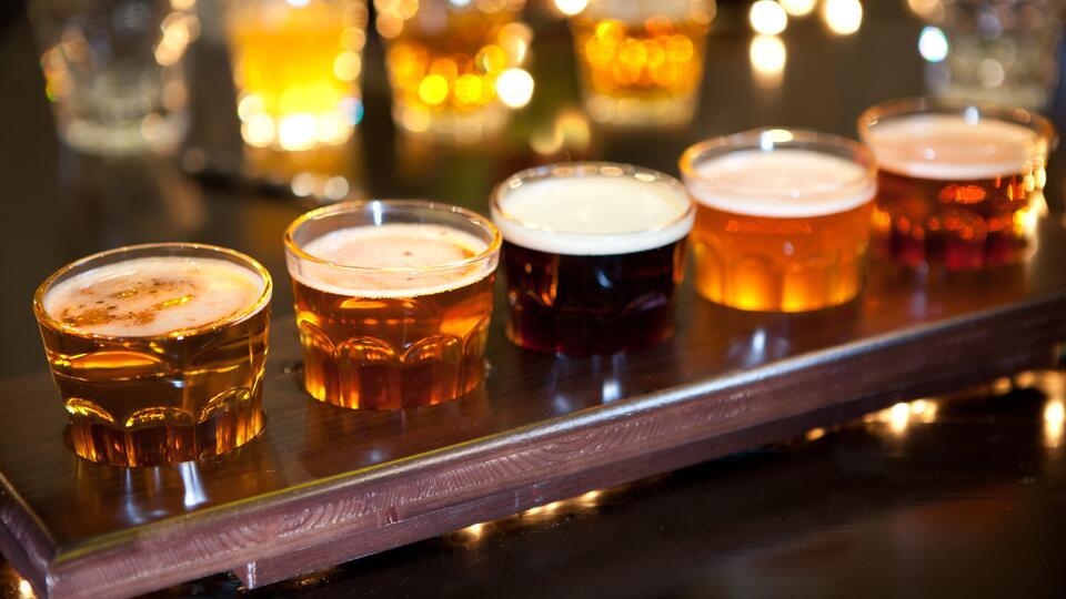 В Петербурге планируют выпускать лечебное пиво