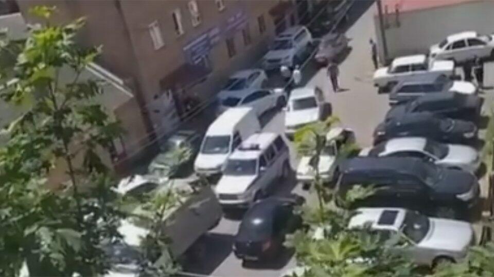 Участниками драки со стрельбой в Назрани стали около 15 человек