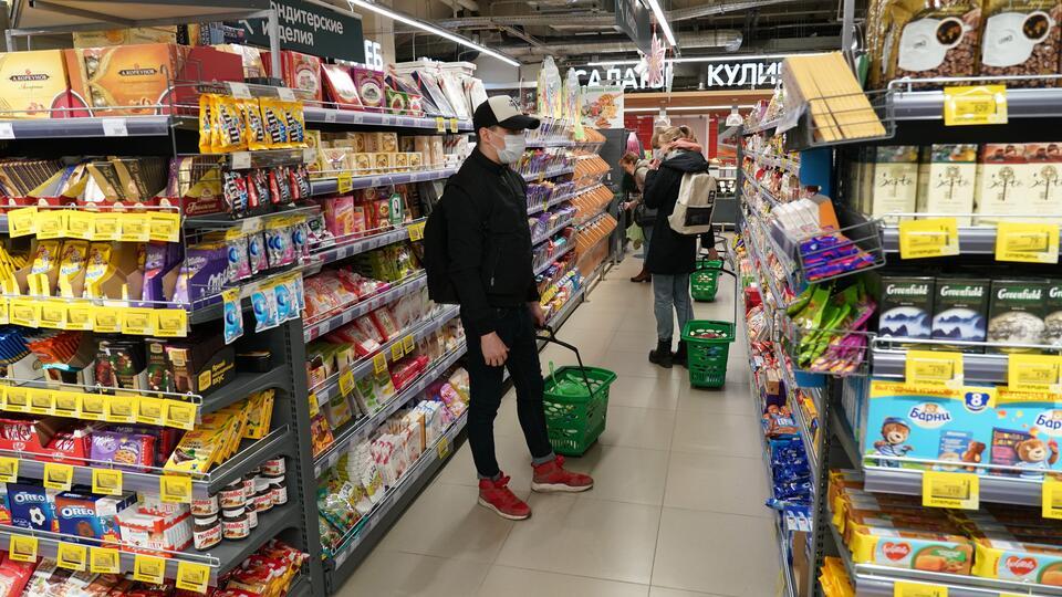 В кабмине заявили, что цены на продукты начали стабилизироваться