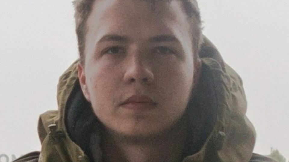 """В КГБ Белоруссии заявили, что Протасевич служил в батальоне """"Азов"""""""