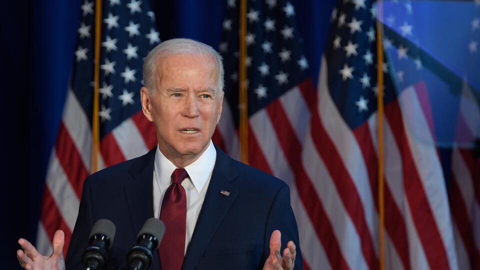 Байден заявил, что РФ против его избрания кандидатом в президенты США