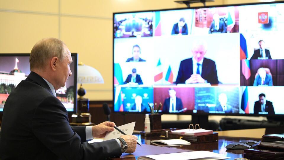 Путин вспомнил булочки из повести Салтыкова-Щедрина, говоря о СП-2