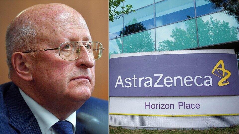 Гинцбург прокомментировал смерть добровольца от вакцины AstraZeneca