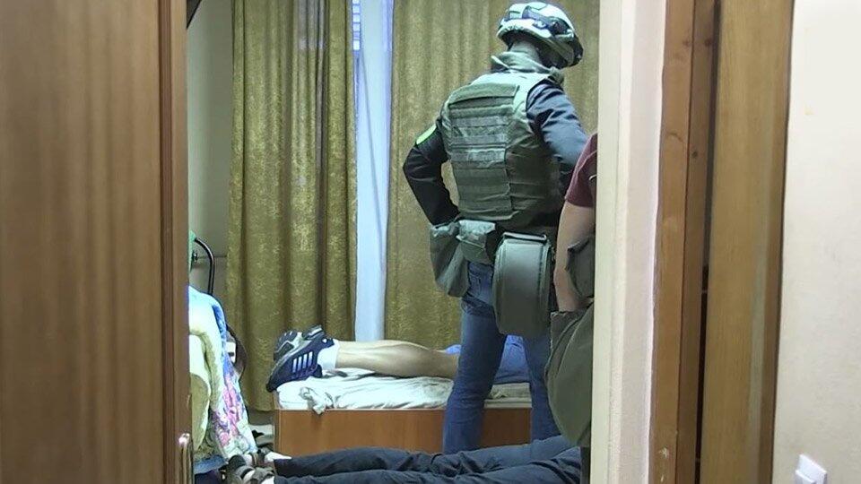 Как спецслужбы Украины подстроили задержание россиян в Белоруссии