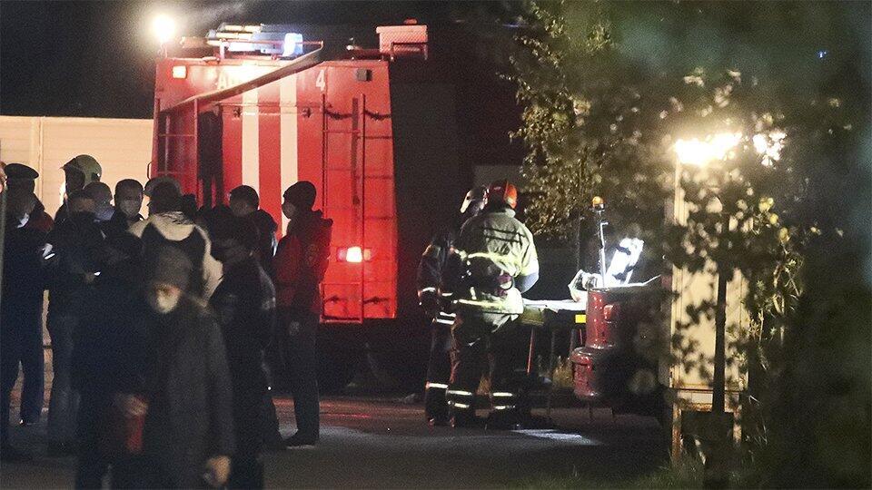Суду направили дело о 12 сгоревших в подмосковном пансионате