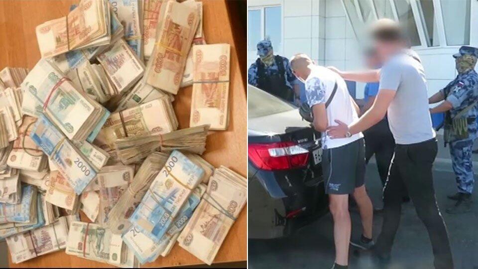 Однажды в Крыму: как инкассатор пытался сбежать с 40 млн рублей