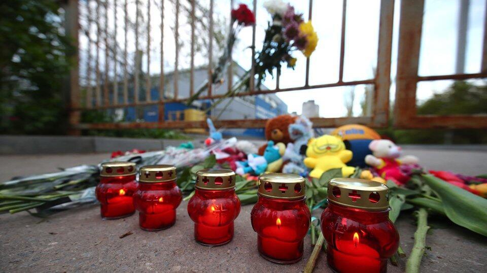 В Волгограде похоронили детей, погибших в ДТП на Ставрополье
