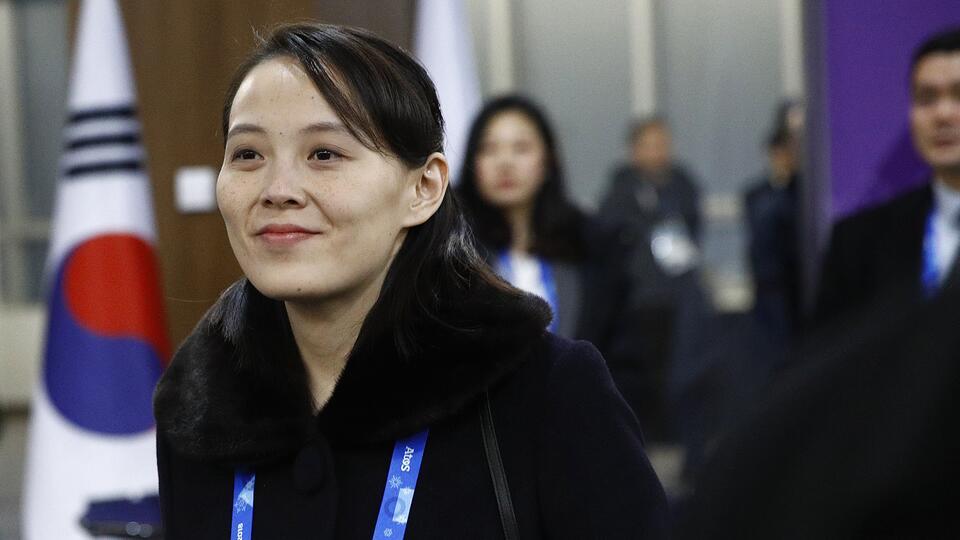 Сестра Ким Чен Ына пригрозила лишить США спокойного сна