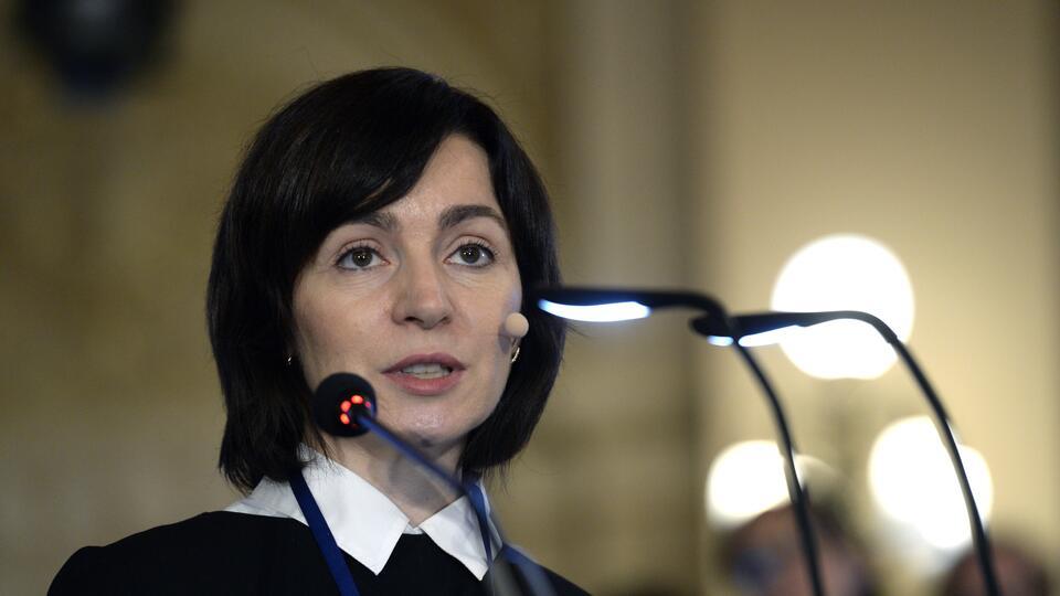 Санду напомнили о роли российских миротворцев в Приднестровье