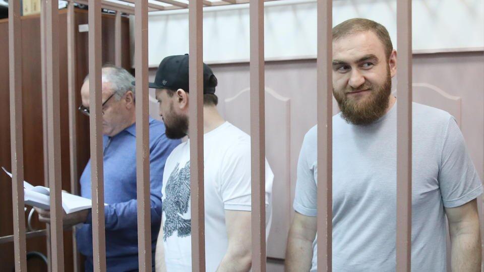 Суд изъял имущество Арашуковых почти на 1,5 млрд рублей