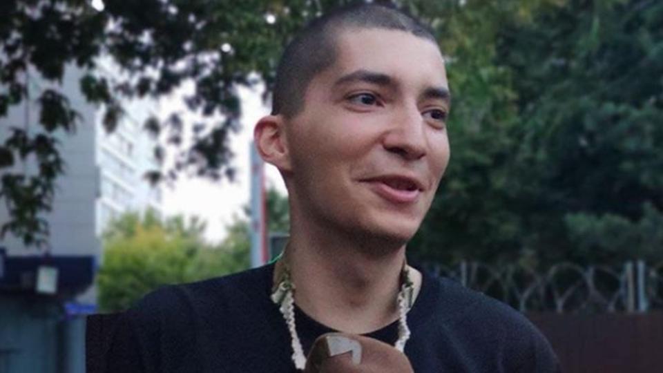 Дело завели на акциониста Крисевича из-за стрельбы на Красной площади