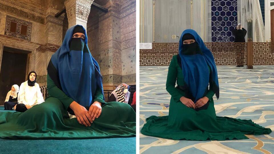 Савченко приняла ислам