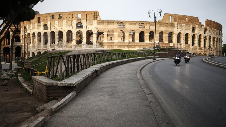 В Италии зафиксирован минимум смертей от COVID с начала пандемии